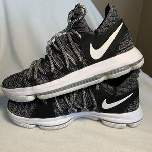 Nike Shoes Kd 10 Oreo Poshmark